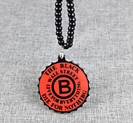 Word B Hiphop Necklace