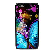 Beautiful Butterfly Design Hard Case for iPhone 6 Plus