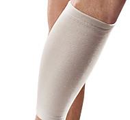 Ollas Unisex Outdoor Fitness Light Yellow Fine Cotton Legs Protective Gear/Knitting Calf Supporter Fine Leg S9551