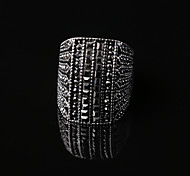 Men's Alloy Europe Fashion Statement Rings Party/Daily 1pc