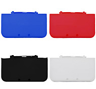 Soft Silicone Rubber Gel Skin Case Cover for Nintendo New 3DS XL/LL