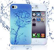 Назначение Чехлы панели Задняя крышка Кейс для Мягкий Термопластик для iPhone 4s/4