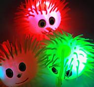 1PCS Critter Balls Fluffy Flash Balls (Random Color)