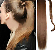 New fashion Women Big Synthetic Horsetail straight ponytail Bundled Women Horsetail Free Shipping