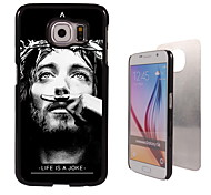 snor ontwerp aluminium koffer voor Samsung Galaxy s6
