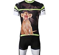 Completi - Attività ricreative/Ciclismo - Per uomo - Maniche corte -Traspirante/Resistenteai raggi UV/Asciugatura