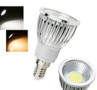 2 Stück Ding Yao Spot Lampen E14 12 W 50-150 LM 2800-3500/6000-6500 K 1 COB Warmes Weiß/Kühles Weiß AC 85-265 V