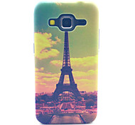 Paris Eiffer Tower Pattern PC Hard Case forSamsung Galaxy Core Prime G360 G360H G3606 G3608 Back Cover