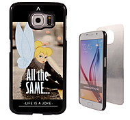 All the Same Design Aluminum Hard Case for Samsung Galaxy S6