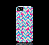 Flamingos Pattern Cover for iPhone 4 Case / iPhone 4 S Case