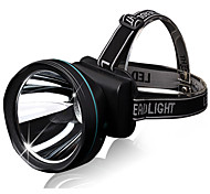 Cap Lights LED 1 Mode Lumens Adjustable Focus / Rechargeable LED 18650Camping/Hiking/Caving / Cycling / Traveling / Multifunction /