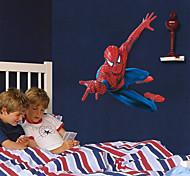 Cartoon Cool Super Spider-Man PVC Wall Sticker Wall Decals