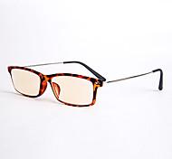 [lentes libres] senderismo lleno-borde anti-radiación gafas de lectura