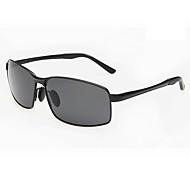 Fashion Men Rectangle Sunglasses
