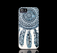motif dreamcatcher couverture rigide pour iPhone 5 cas pour iphone 5 s