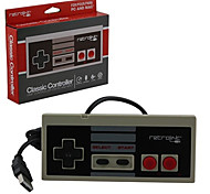 USB Super Classic Controller For PC/Mac/Nintendo Wii/Sens