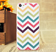 Waves Pattern Hard Case for iPhone 5C