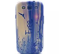 Soar Pattern PC Hard Case for Samsung S3 I9300