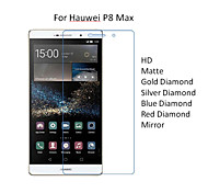 For Huawei P8 Max HD Transparent Clear Screen Protector Film