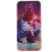 sogno modello materiale TPU soft phone per mini galassia s5