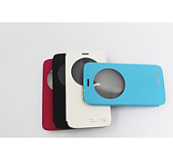 Protective PU Leather Magnetic Vertical Flip Case for DOOGEE VALENCIA2 Y100(Assorted Colors)