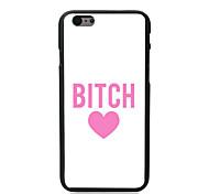 teef ontwerp harde case voor iPhone 5c