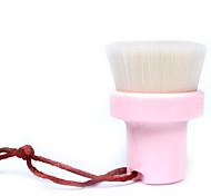 горячий продавать чистка лица пор кисти повторно кисти глубоко нежная чистка щеткой розовый