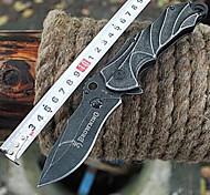 Messer Multi-Funktions- / Erste Hilfe / Praktisch Camping / Outdoor Edelstahl Others