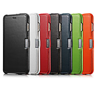 Genuine Leather Case And Full Body Case And Folding Case And Clamshell case For Apple iPhone6 Plus 5.5 Inch