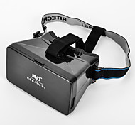 "3D Magic Box Universal Virtual Reality 3D and Video Glasses for 3.5''-5.6""Smartphones-Black"