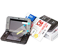 Ultra Clear Tempered Glass Screen Protector with Anti-Bubble & Anti-Fingerprint for NEW Nintendo New 3DS XL/LL