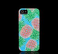 copertura dura ananas modello per iphone 5 per il iphone 5 s