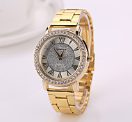 New Fashion  Geneva Women Watches  2015 New Alloy Steel Quartz Watches WomanWatch Brand Analog Watches Top Quality