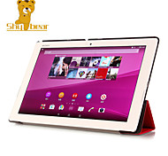 "Shy Bear™ Leather Cover Stand Case for Sony Xperia Tablet Z4 Ultra 10.1"" Tablet"