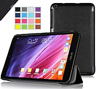 IVSO  ASUS MeMO Pad 8 ME181C Ultra-Thin Slim Smart Cover Case-will only fit ASUS MeMO Pad 8 ME181C Tablet
