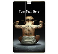 Personalized USB Flash Drive Boy Design 64GB Card USB Flash Drive