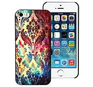 caso duro design elegante para iphone 5 / 5s