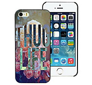 Thug Life Design Hard Case für iPhone 4 / 4s