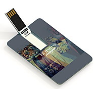 Oi 64gb usb flash drive lá Cartão do projeto