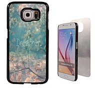 dromer design aluminium koffer voor Samsung Galaxy s6