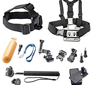 Gopro Accessories Mount / Monopod / Straps / Screw / Buoy / Suction / Clip / Hand Grips ForGopro Hero 1 / Gopro Hero 2 / Gopro Hero 3 /
