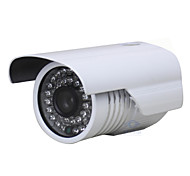 "1/3"" CMOS 1000TVL Security CCTV Camera Waterproof Outdoor Home ICR Night Vision 36 Led IR Camera W133-10"