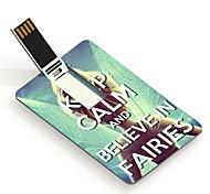64gb acredita em fadas unidade flash USB Cartão do projeto