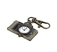 Fashion Retro Vintage Bronze Handbag Pocket Watch Necklace High Quality Hot Lady Girl Men New Key Ring Watch