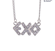 Euner® Euner® Letters Diamond Bracelet