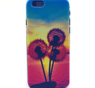 Watching the Sea  Pattern PC Hard Case for iPhone 6