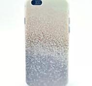 modello di sabbia materiale TPU soft phone per iphone 5c