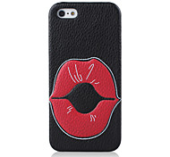 3D Print Rosy Lips Pattern for iPhone5