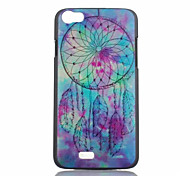 Campanula Pattern PC Phone Case For Wiko LENNY