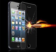 Asling 2.5d Bogen 0.26mm 9h Härte praktischen gehärtetem Glas Schutzfolie für iPhone 5 / 5c / 5s